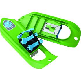 MSR Tyker Snowshoes Kids Dino Green